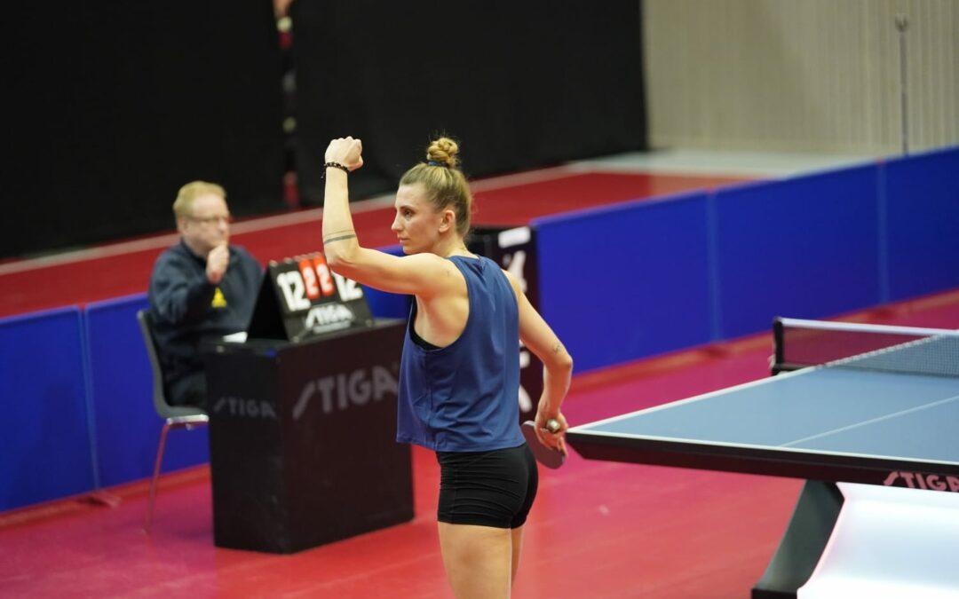 Mie Skov wins the group stage
