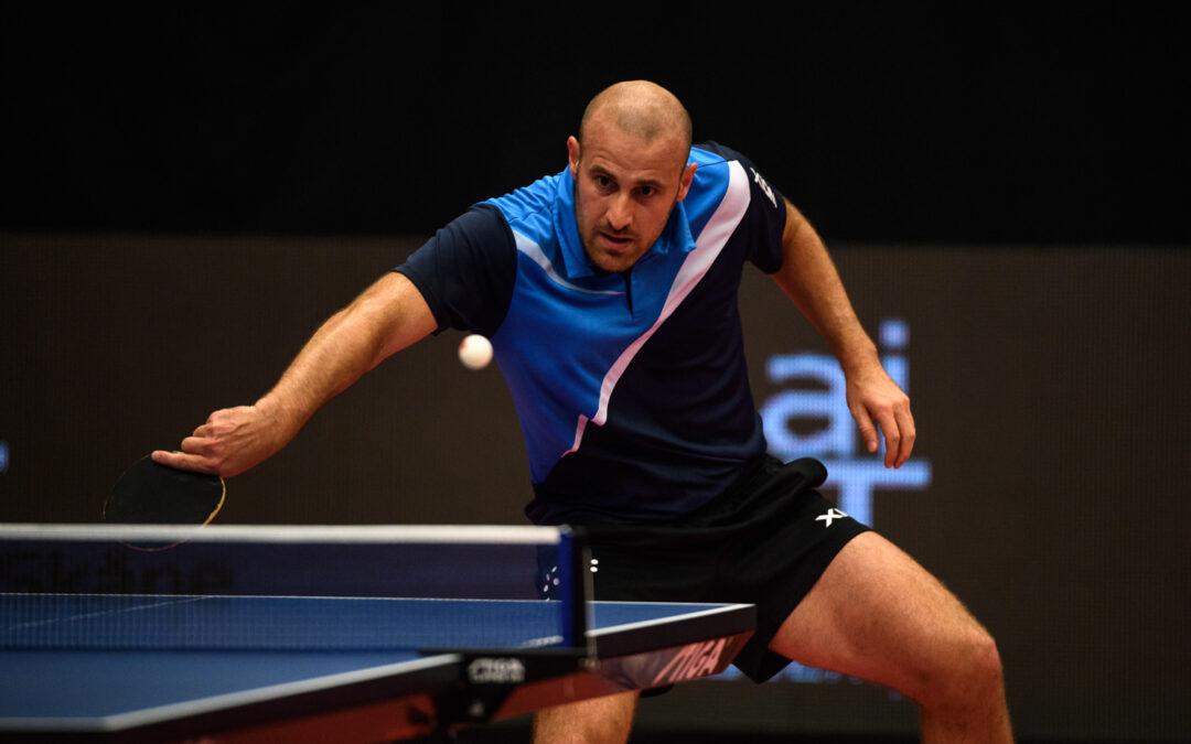 Mathieu De Saintilan wins the group stage