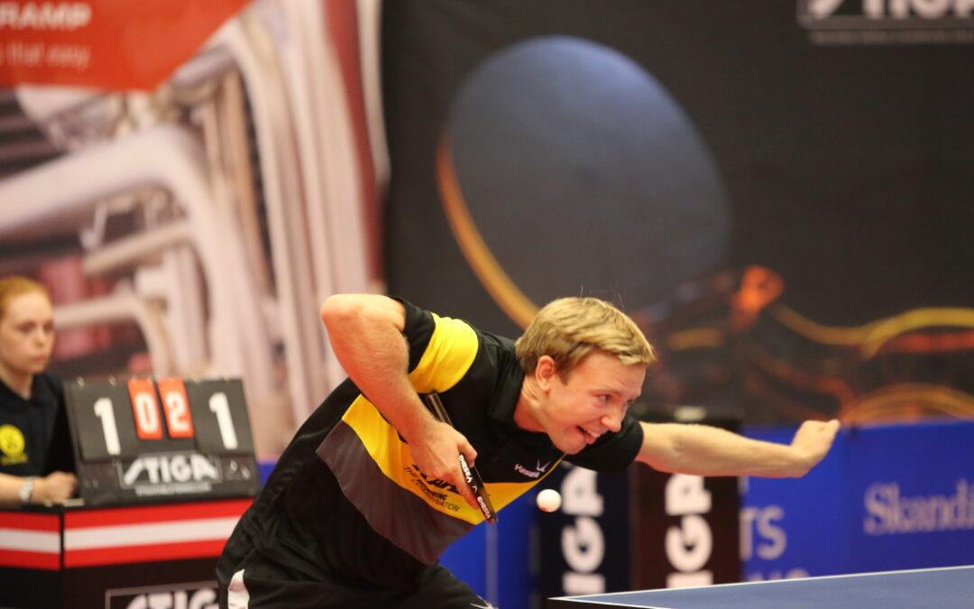 Results Pro Series 15, winner Elias Ranefur